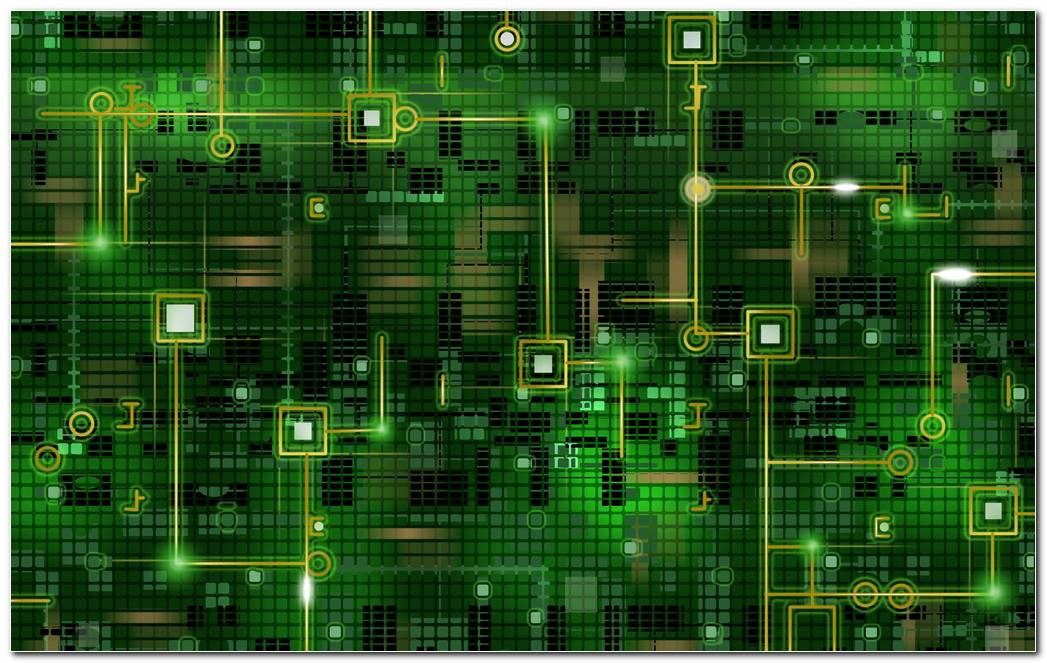 Green Background Wallpaper. Electronics  Green