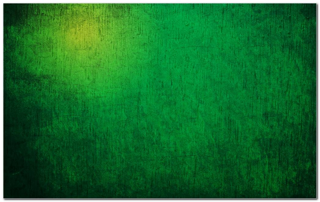 Green Color Grunge Wallpaper Background