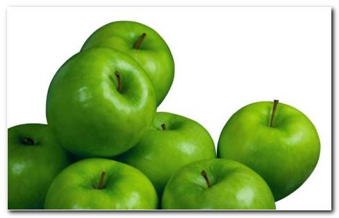 Green Apple Calories HD Wallpaper
