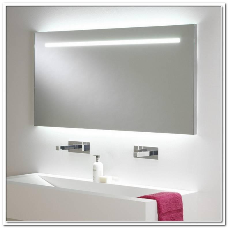 Gro?Er Badspiegel Mit Beleuchtung