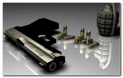 Gun HD Wallpaper