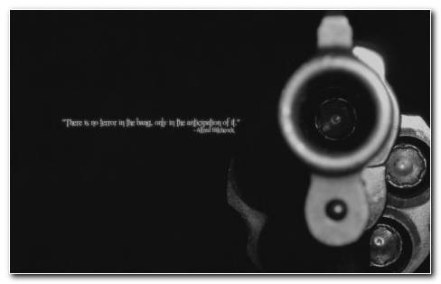 Gun Quotes HD Wallpaper