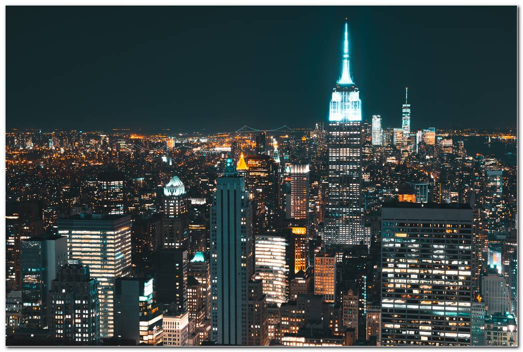 HD City Background