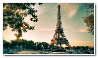 HD Paris Backgrounds