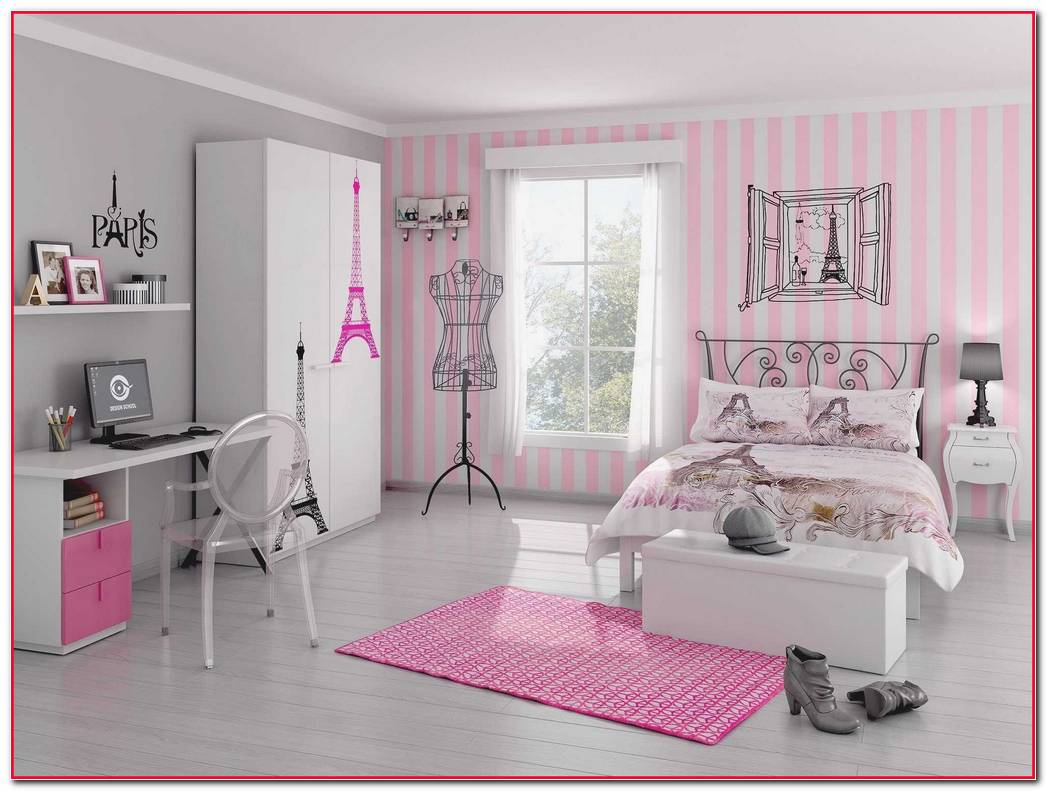 Habitaciones Juveniles Chica