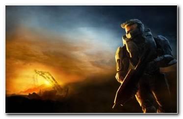 Halo 3 Background