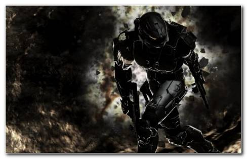 Halo 3 Anniversary HD Wallpaper
