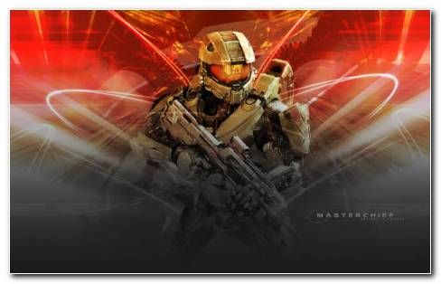 Halo 4 Master Chief HD Wallpaper