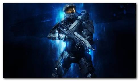 Halo 4 Vs Battlefield 4 HD Wallpaper