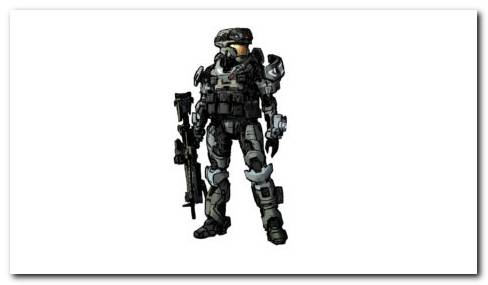 Halo Reach Concept Art HD Wallpaper