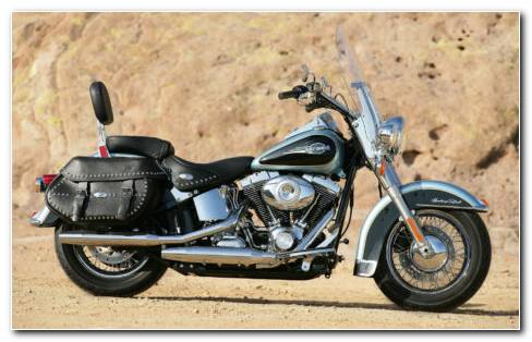 Harley Davidson Heritage HD wallpaper