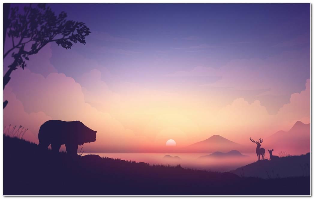 Hd Sunrise Wallpaper Desktop