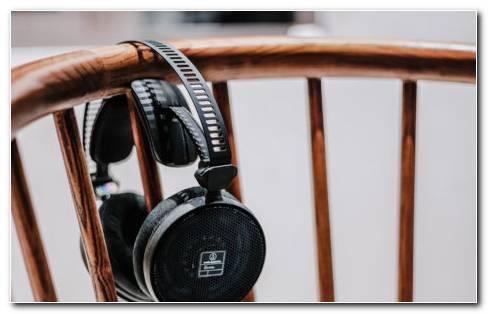 Headphones wireless HD wallpaper