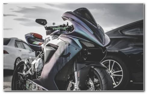 Heavy Bikes HD Wallpaper