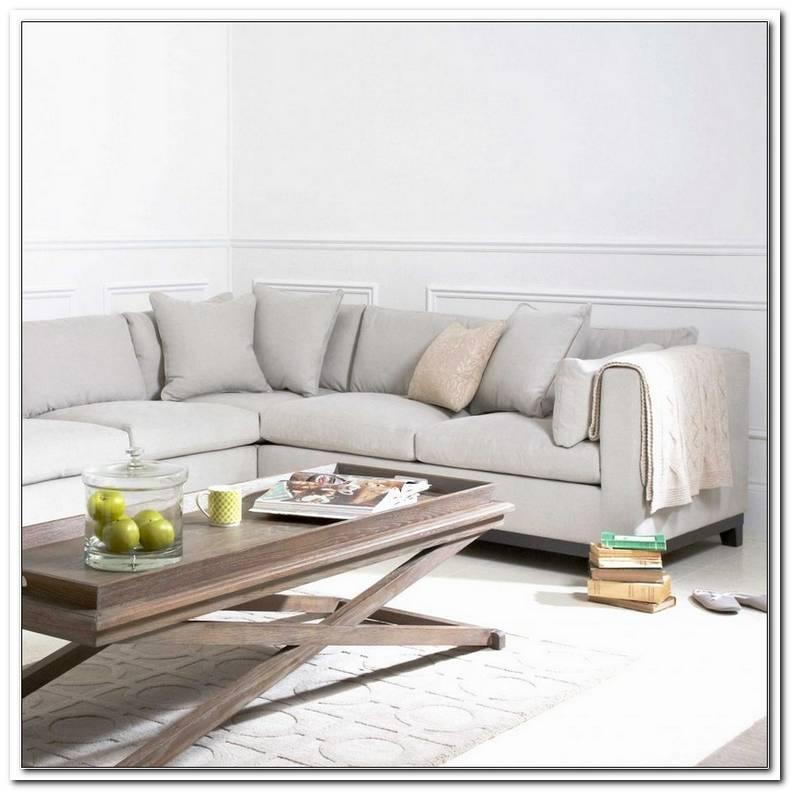 Helles Sofa Sauber Machen