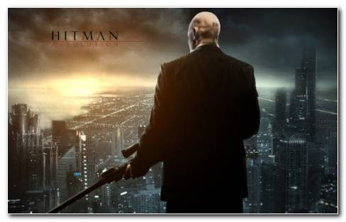 Hitman 6 HD Wallpaper