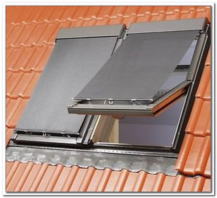 Hitzeschutz F?R Dachfenster