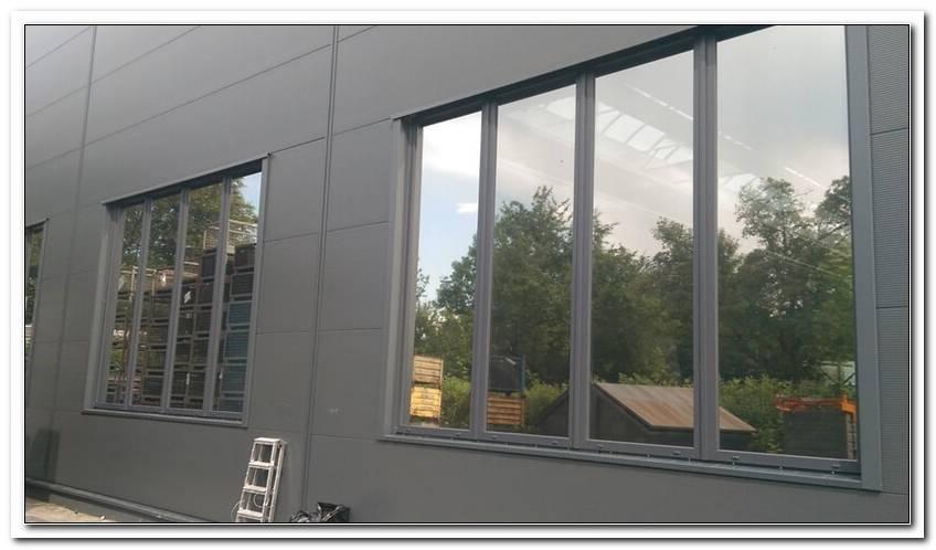 Hitzeschutz Fenster Glas