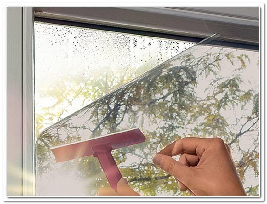 Hitzeschutz Fenster Selber Machen
