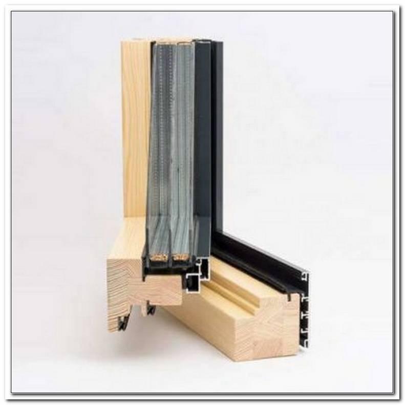 Holz Alu Fenster Polen