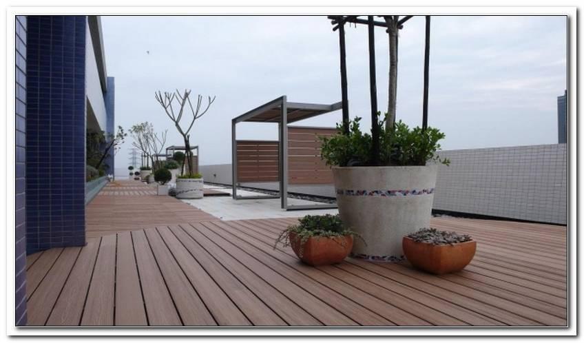 Holz Kunststoff Belag FR Terrasse