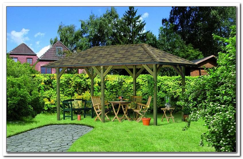 Holz Pavillon F?R Den Garten