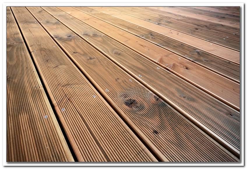 Holzbelag Terrasse