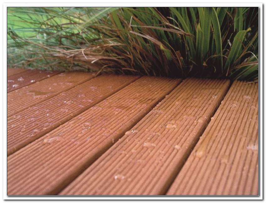 Holzboden FR Terrasse