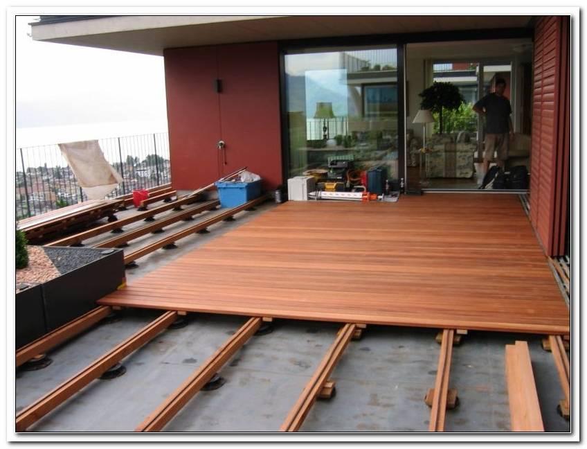Holzplatten F?R Terrassenboden