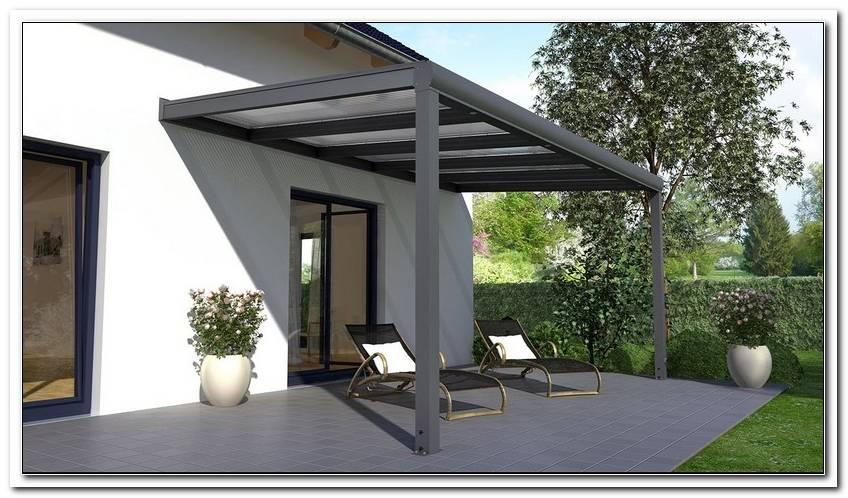 Home Deluxe Terrassen?Berdachung Montageanleitung