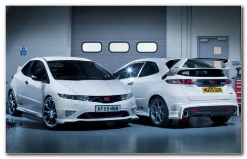 Honda Civic Type R Mugen HD Wallpaper