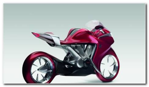 Honda V4 Concept HD Wallpaper