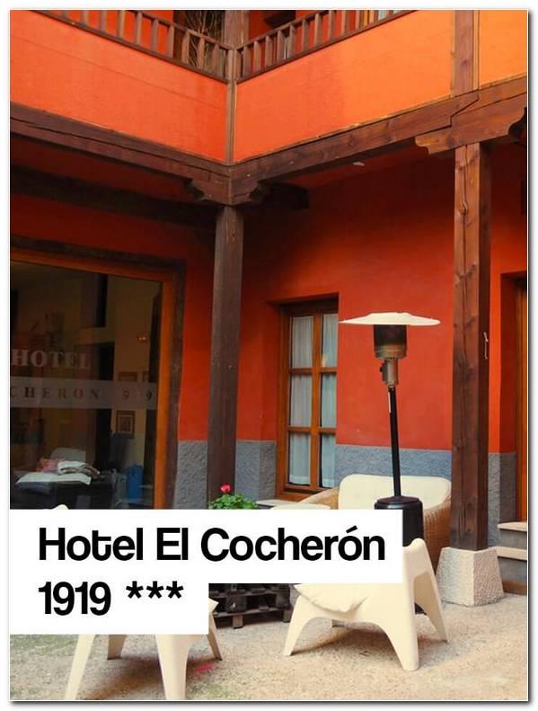 Hotel El Cocheron 1919
