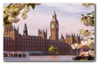 Houses Of Parliament London Wallpaper 0 Pc En
