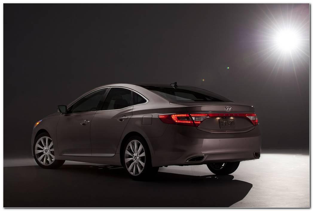 Hyundai Azera Background