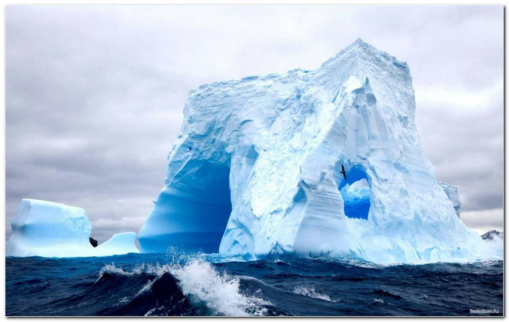 Iceberg Wallpaper