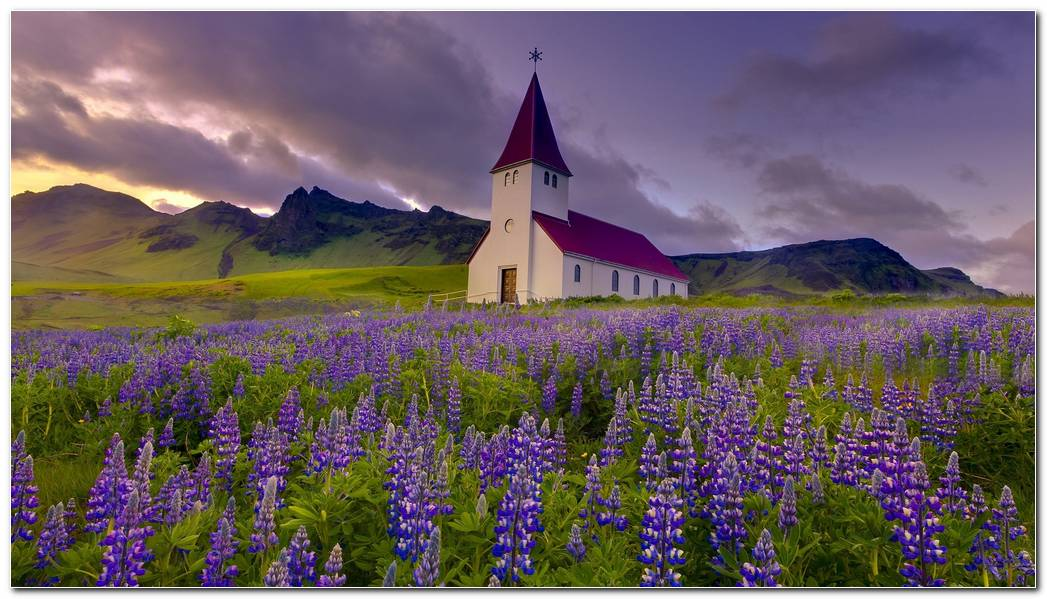 Icelandic Nature Wallpapers Background