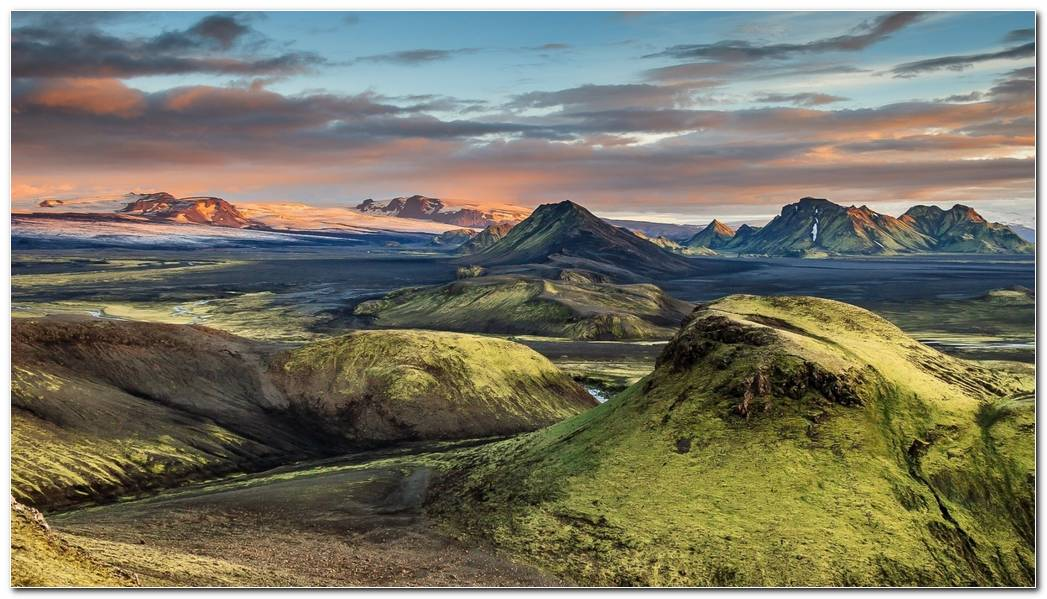 Icelandic Nature Wallpapers Image