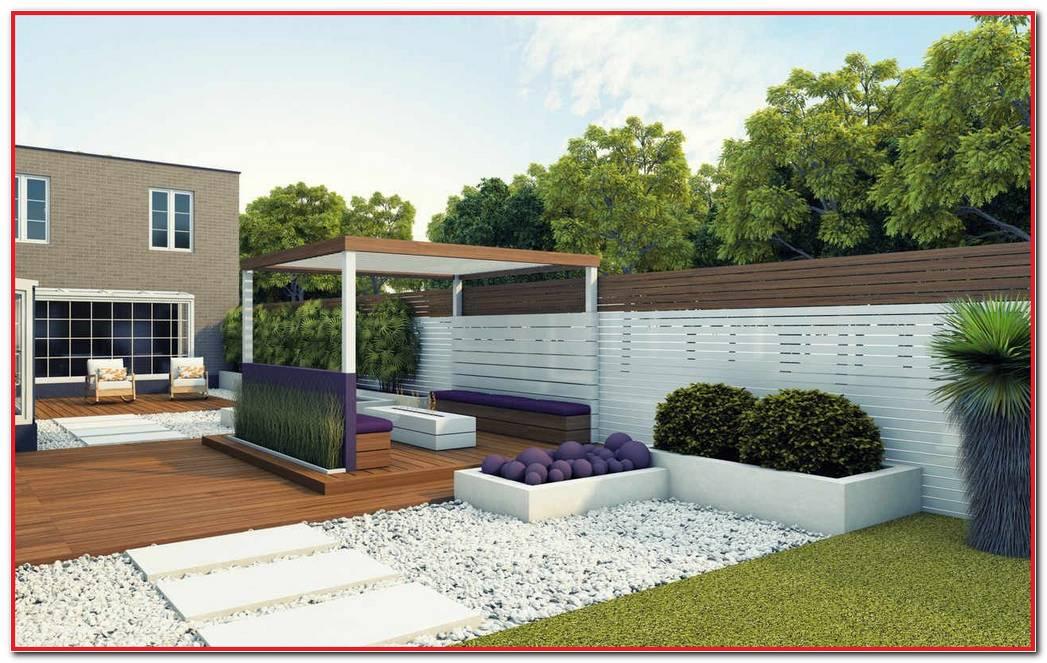 Ideas De Jardin Minimalista