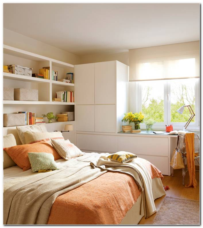 Ideas De Muebles Para Dormitorios Peque?os