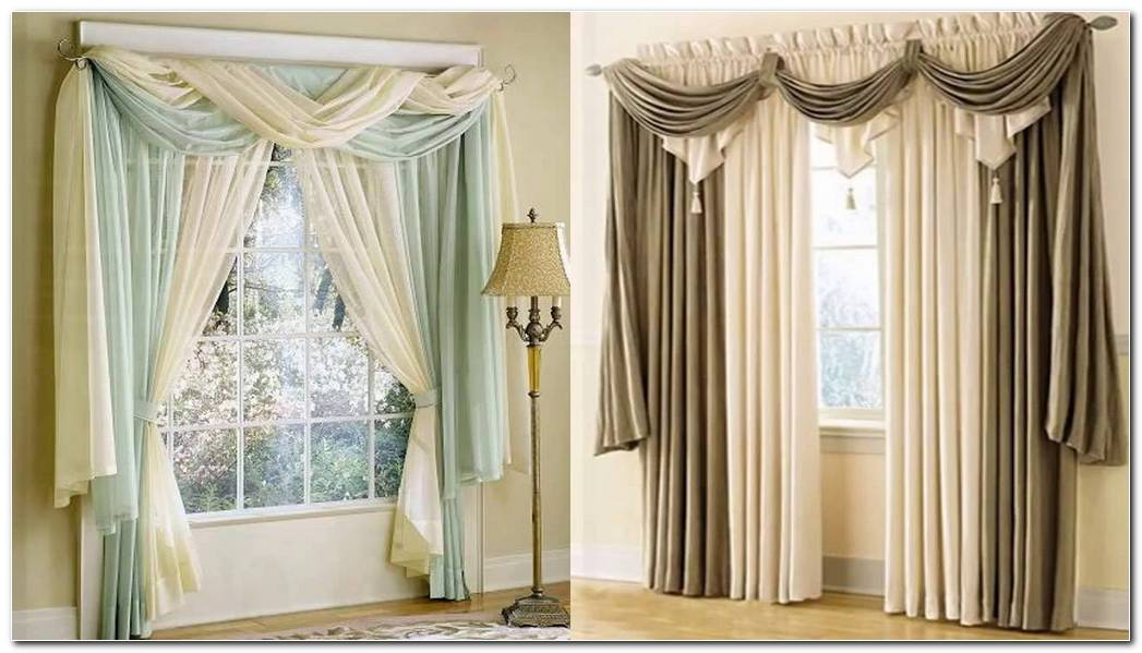Ideas Para Decorar Cortinas De Living