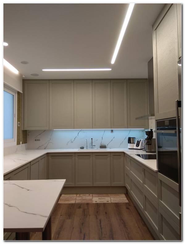 Iluminacion Techo Cocina