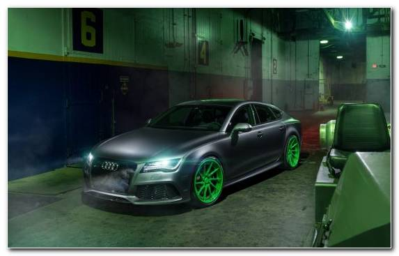 Image 2016 Audi Rs 7 Sports Car Car Wheel City Car