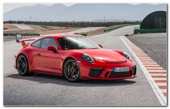 Image 2018 Porsche 911 GT3 Porsche Carrera Gt Porsche 911 Gt3 Porsche Gt 3