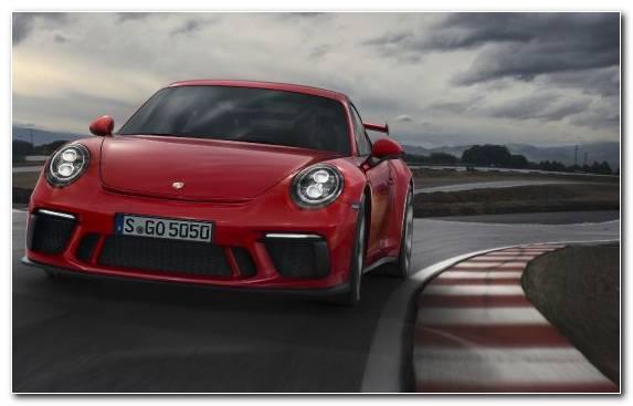 Image 2018 Porsche 911 GT3 Porsche Gt 3 Sports Car Car