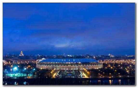 Image 2018 world cup landmark metropolis skyline sky