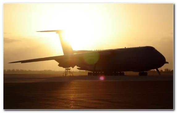 Image C 5M Super Galaxy Air Travel Aviation Airline Flight