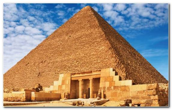 Image Cairo Archaeological Site Landmark Wonders Of The World Tourist Attraction