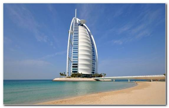 Image Corporate Headquarters Vacation Tower Palm Islands Sea
