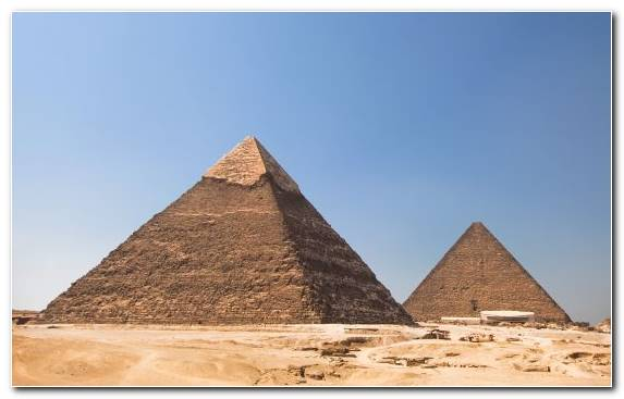 Image Great Pyramid Of Giza Pyramid Ancient Egypt Monument Wonders Of The World
